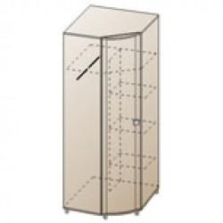 Шкаф ШК-204 для прихожей Лером «Роберта»