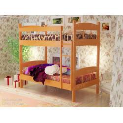 Двухъярусная кровать ВМК-Шале «Скаут 1» 90 см