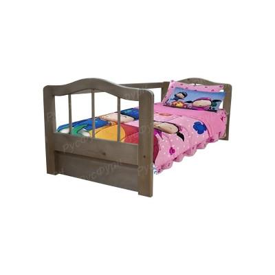 Детская кровать ВМК-Шале «Диана-2» 90 см