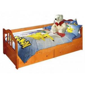 Детская кровать ВМК-Шале «Диана-2» 80 см