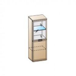 Шкаф ШК-1086 для гостиной Лером «Карина»