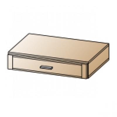 Модуль увеличения высоты шкафа УВ-1701 для спальни Лером «Камелия»