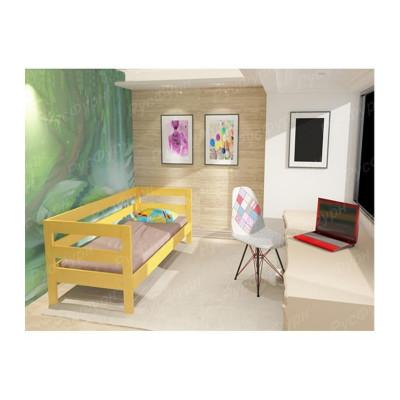 Детская кровать ВМК-Шале «Кадет» 90 см