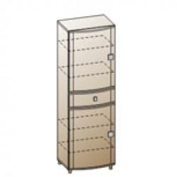Шкаф ШК-315 для гостиной Лером «Оливия»