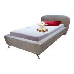 Мягкая кровать ВМК-Шале «Беатриса» 90 см