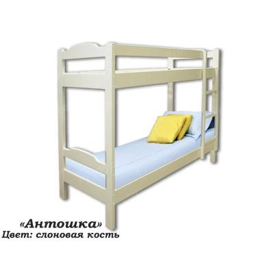 Двухъярусная кровать ВМК-Шале «Антошка» 90 см