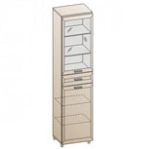 Шкаф ШК-821 для детской Лером «Ксюша»
