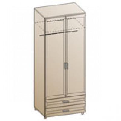 Шкаф ШК-843 для спальни Лером «Мелисса»