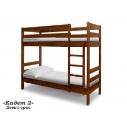 Двухъярусная кровать ВМК-Шале «Кадет 2» 90 см