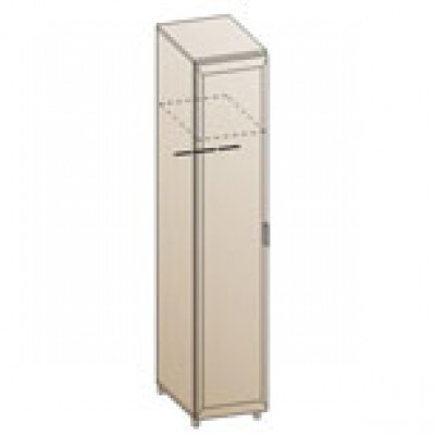 Шкаф ШК-803 для гостиной Лером «Мелисса»