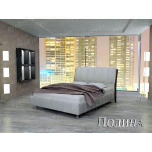 Мягкая кровать ВМК-Шале «Полина» 90 см
