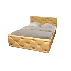 Мягкая кровать ВМК-Шале «Сантана» 160 см