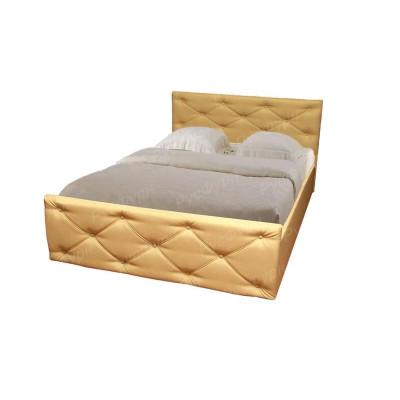 Мягкая кровать ВМК-Шале «Сантана» 120 см
