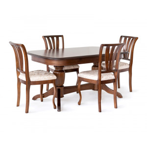 Обеденный стол Лира-14 185 х 80 см