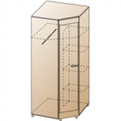 Шкаф ШК-1611 для гостиной Лером «Камелия»