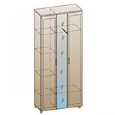 Шкаф ШК-828 для прихожей Лером «Мелисса»