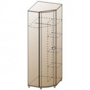 Шкаф ШК-305 для гостиной Лером «Оливия»