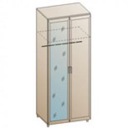 Шкаф ШК-826 для спальни Лером «Мелисса»