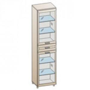 Шкаф ШК-818 для гостиной Лером «Мелисса»