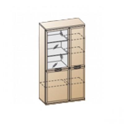 Шкаф ШК-1071 для гостиной Лером «Карина»