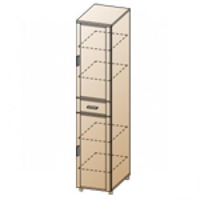 Шкаф ШК-1723 для спальни Лером «Камелия»