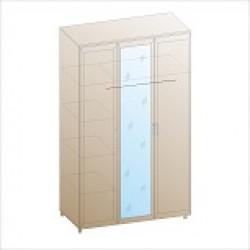 Шкаф ШК-801 для спальни Лером «Мелисса»