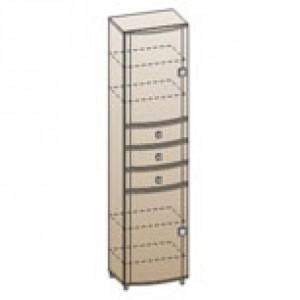 Шкаф ШК-207 для гостиной Лером «Роберта»