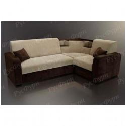 Угловой диван Благо-15 Pantera impression 312