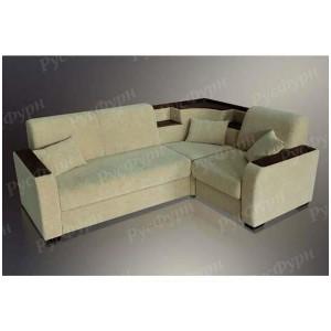Угловой диван Благо-15 Jercy Ivory