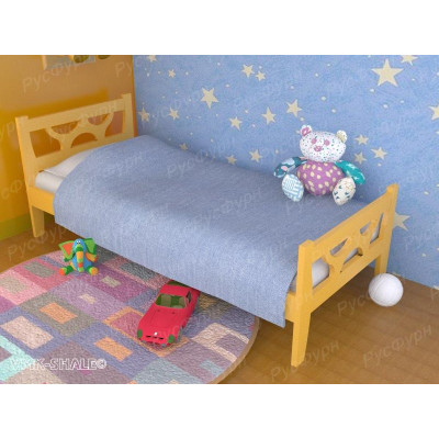 Детская кровать ВМК-Шале «Поло» 80 см