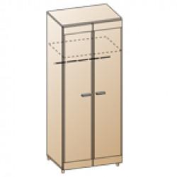 Шкаф ШК-1602 для гостиной Лером «Камелия»