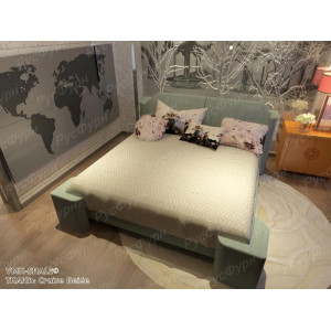 Мягкая кровать ВМК-Шале «Марго-2» 120 см