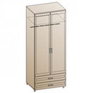 Шкаф ШК-843 для детской Лером «Ксюша»