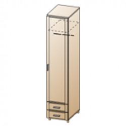 Шкаф ШК-1722 для спальни Лером «Камелия»