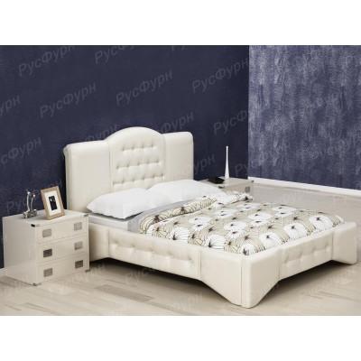 Мягкая кровать ВМК-Шале «Памела» 160 см
