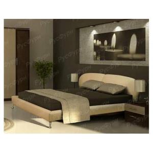 Мягкая кровать ВМК-Шале «Беатриса» 160 см