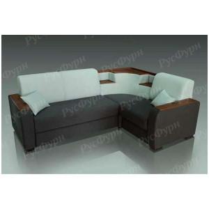 Угловой диван Благо-15 Classik Plain 14