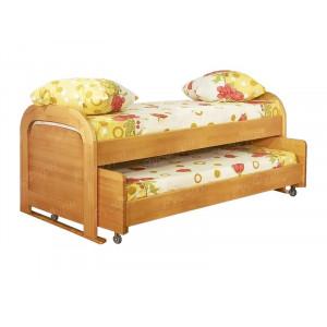 Детская кровать ВМК-Шале «Мурзилка» 90 см