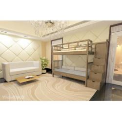 Двухъярусная кровать ВМК-Шале «Артек» 80 см