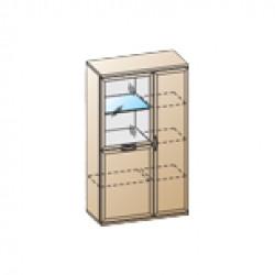 Шкаф ШК-1084 для гостиной Лером «Карина»