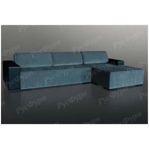Угловой диван Благо-13 Porter Grey