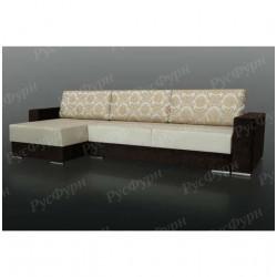 Угловой диван Благо-8 Barocco Gold