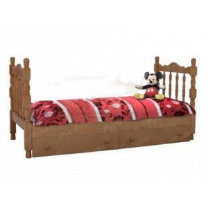 Детская кровать ВМК-Шале «Шрек» 90 см