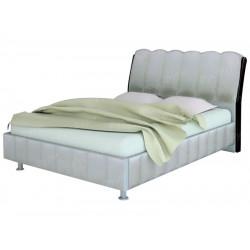Мягкая кровать ВМК-Шале «Полина» 120 см