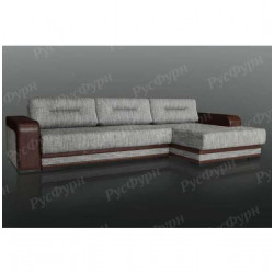 Угловой диван Благо-14 Mistik Titan Brown