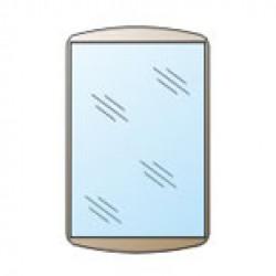 Зеркало ЗР-102 для прихожей Лером «Роберта»