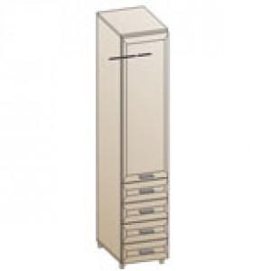 Шкаф ШК-844 для детской Лером «Ксюша»