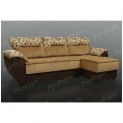 Угловой диван Благо-6 Sola 42