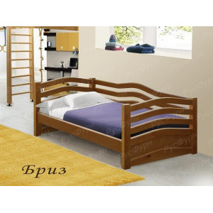 Детская кровать ВМК-Шале «Бриз» 80 см