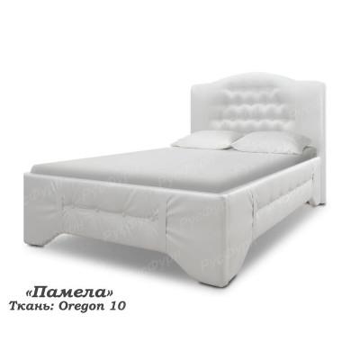 Мягкая кровать ВМК-Шале «Памела» 90 см